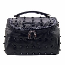 Роскошные Дамские туфли из PU искусственной кожи Сумка Курьерские сумки Сумки Для женщин женские сумки сумка