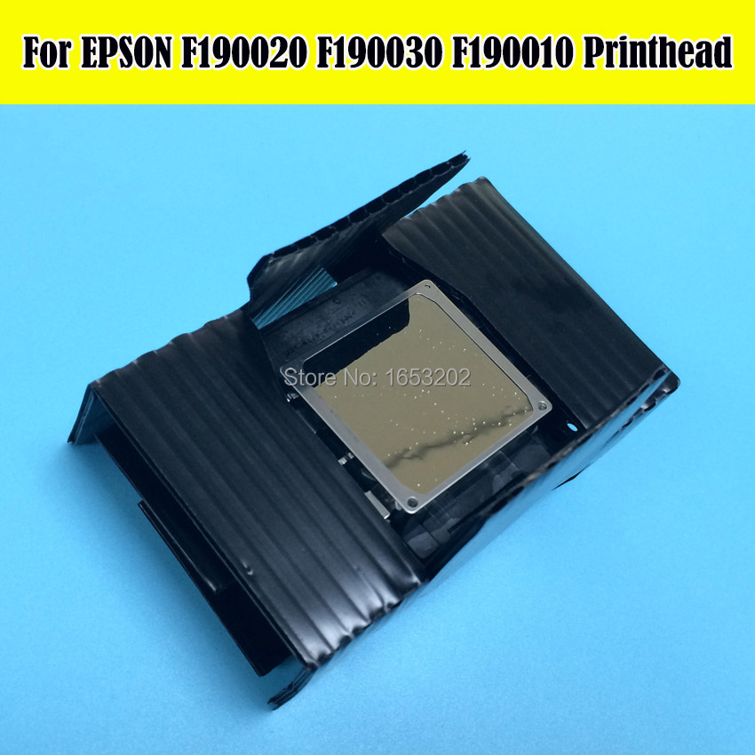 100% Original Printhead Print Head F190020 For Epson Printer WF-7525 WF-7520 WF-7521 WF-7015 WF-7510 7015 7510 Printer Head ноутбук dell precision 7510 7510 9822