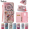 "3D Bling Leather Flip Cover For ZTE Z Max Pro Z981 Case Wallet Magnetic Phone Case For ZTE Zmax Pro Z981 6.0"" Capa Card Slot"