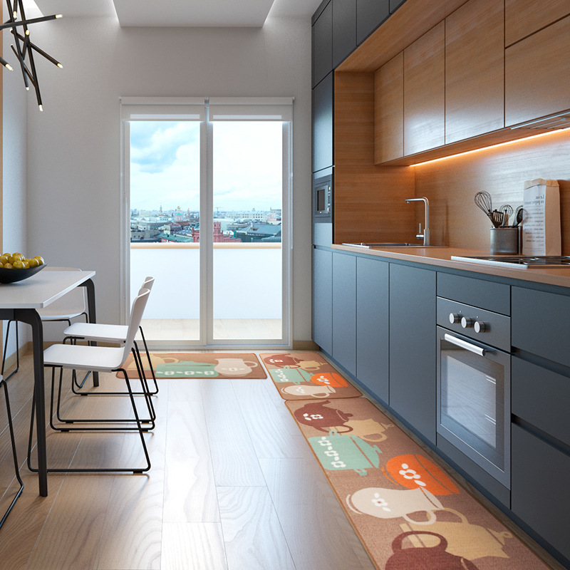Non-Slip Kitchen Floor Mat 1