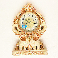 Crafts Arts Home Decoration Shipping European Style Retro Watch Hanging Clock Study The Living Room Decoration