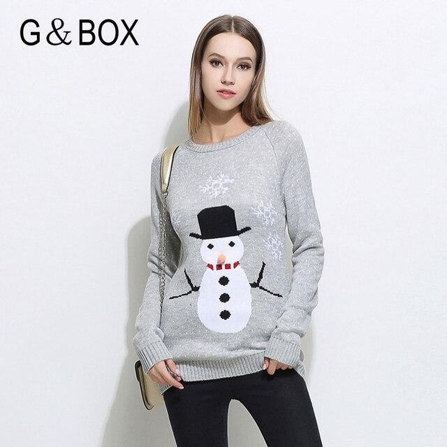 Warme Dames Trui.Gift Voor Kerst Vrouwen Winter Leuke Warme Trui Hoge Kwaliteit Zacht