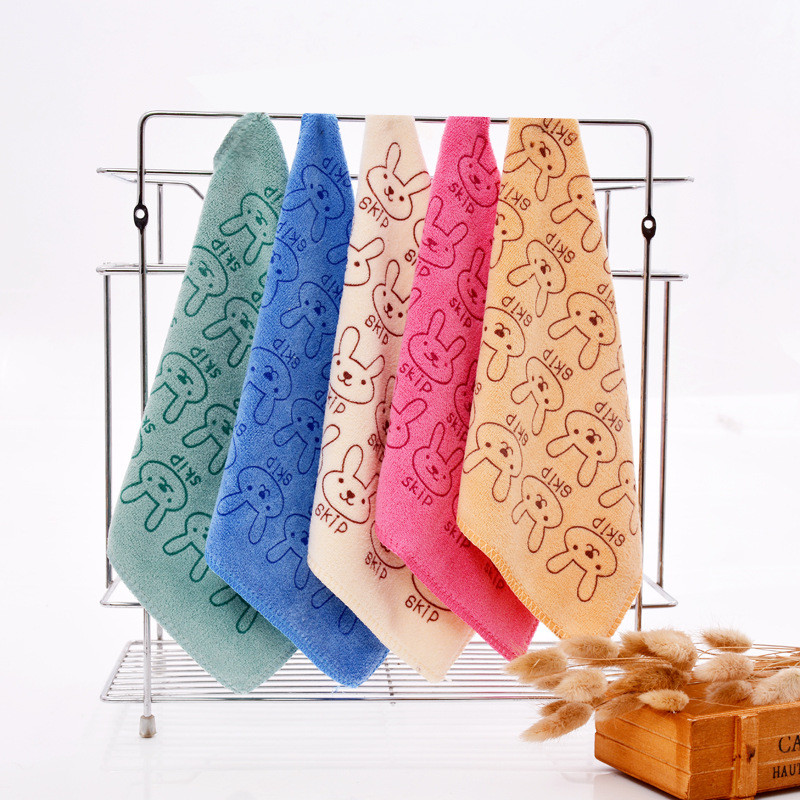Face Towel Suppliers In Sri Lanka: Aliexpress.com : Buy Cartoon Rabbit Microfiber Fabric Hand