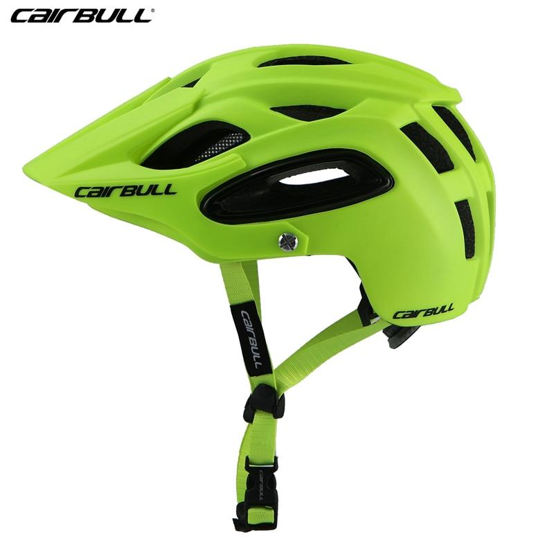 CAIRBULL велосипедный шлем Safty MTB велосипедный шлем AM DH велосипедный шлем в форме Регулируемый 54-62 см дорожный велосипедный шлем