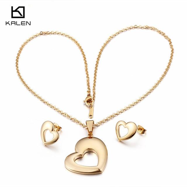 Kalen Bulgaria Gold Heart...