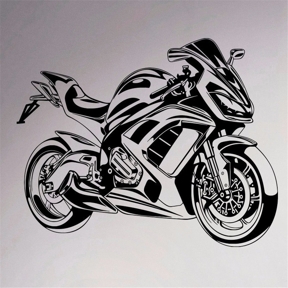 Popular Bike Vinyl DecalsBuy Cheap Bike Vinyl Decals Lots From - Bike vinyl stickers