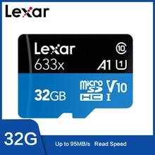 ذاكرة ليكسر 633X مايكرو SD de 32GB 128GB 64GB 256GB tarjeta 512GB مايكرو SD de 16GB SD/تارجيتا دي ميموري فلاش TF 32 64 128 gb microSD