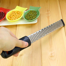 New Multifunction Stainless Steel Lemon Zester Fruit Peeler Cheese Zester Microplane Grater Fruit Vegetable Tools & Kitchen(China)
