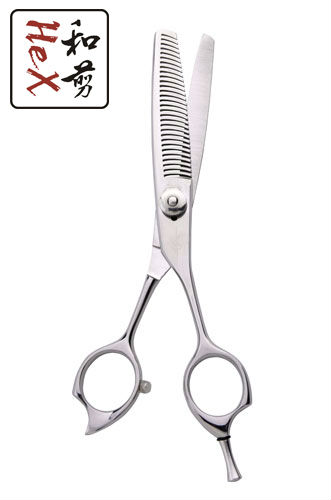 440C professional hairdressing scissors 30 teeth thinning scissors SK 630A 60
