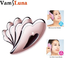 EMS Electric Face Neck Massager For Skin Lifting, Anti-age, V face lift & Wrinkle Removal Home Use