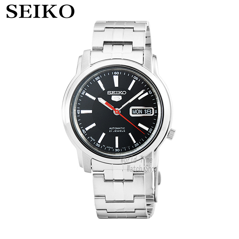 SEIKO Watch No. 5 Automatic Fashion machinery men watch SNKL84K1 SNKL83J1 [ pre sale november 11 delivery ] seiko watch seiko 5 automatic sports st aviator 24 jewels men s watch made in japan srp349j1