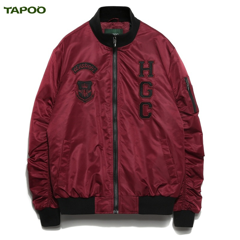 TAPOO autumn and winnter new casual jacket coat with 3XL 4Colors available ...