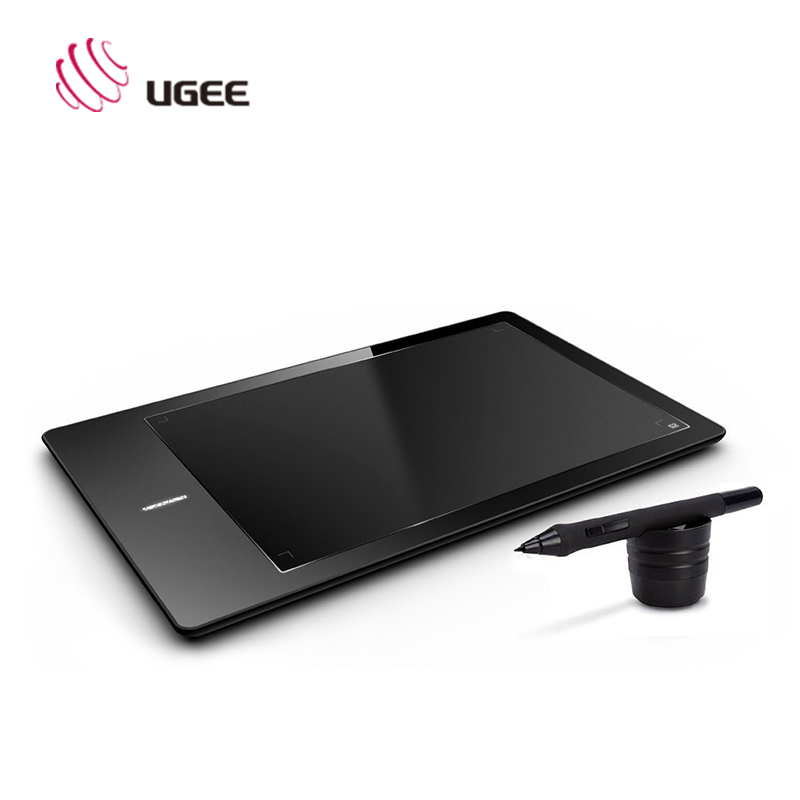 Ugee G3 9 x 6 Inch 2048 Level Digital Graphics Drawing Tablet With Rechargeable Pen For Windows 8/7 Mac OS ...
