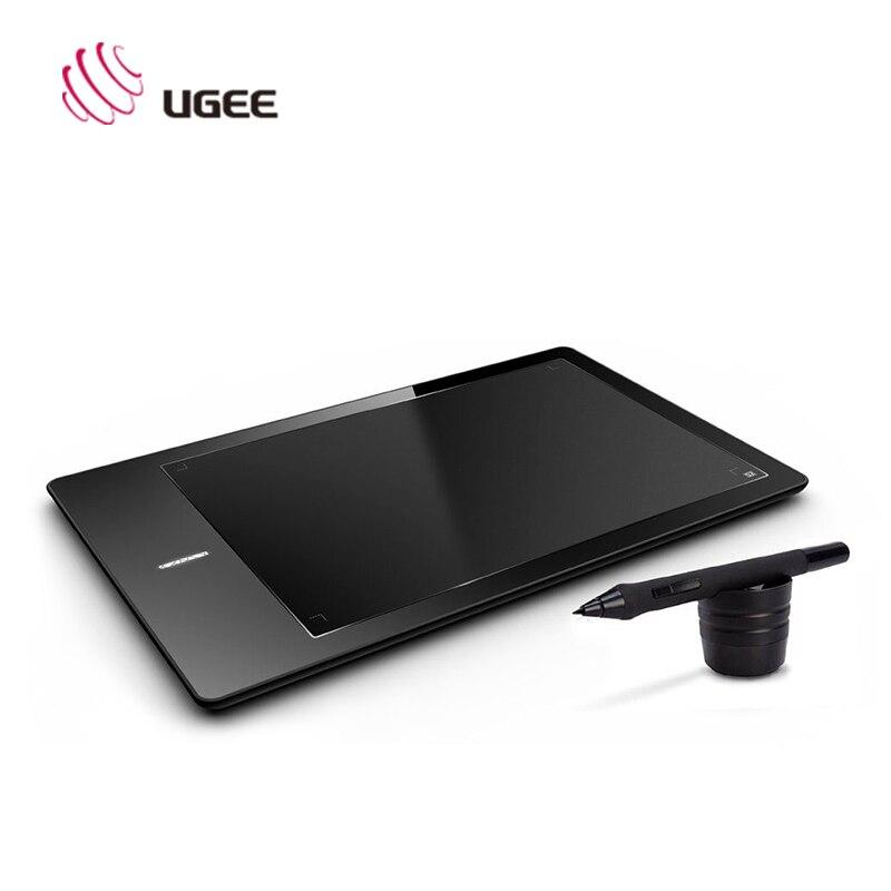 Ugee G3 9x6 дюймов 2048 уровня цифровой Графика планшет для рисования с Перезаряжаемые ручка для Windows 8/7 Mac OS ...