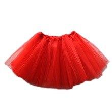 2017 Fashion Kids Girls Tutu Skirt Princess Girls Ballet Ball Gown Tutu Skirts Lovely Children Baby Clothing Z313