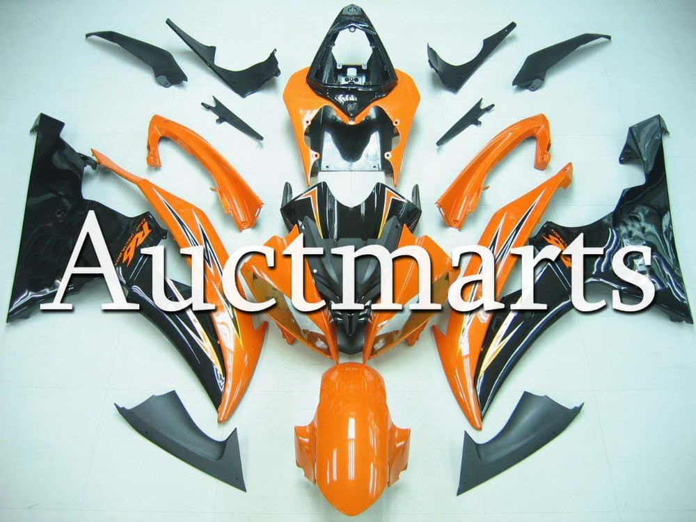 For Yamaha YZFR6 08-14  2009 2010 2011 2012 YZF 600 R6 2008 2013 2014 YZF600R 08-14 inject ABS Plastic motorcycle Fairing Kit #5 for yamaha yzf 1000 r1 2007 2008 yzf1000r inject abs plastic motorcycle fairing kit yzfr1 07 08 yzf1000r1 yzf 1000r cb02