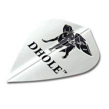 DHOLE 5 Set Design Slim Dart Flights Wholesale For Steel Tip Darts and Soft