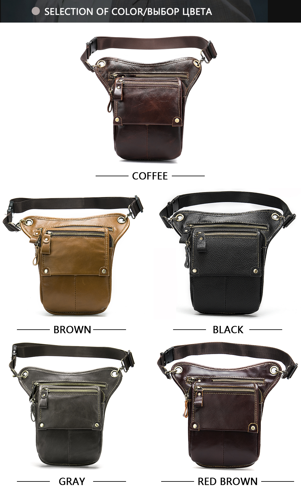 HTB1AvRqcBGE3KVjSZFhq6AkaFXaG - WESTAL men's belt bag leather leg bag male fanny pack waist bags men tactical phone pack fashion leather motorcycle bags for men