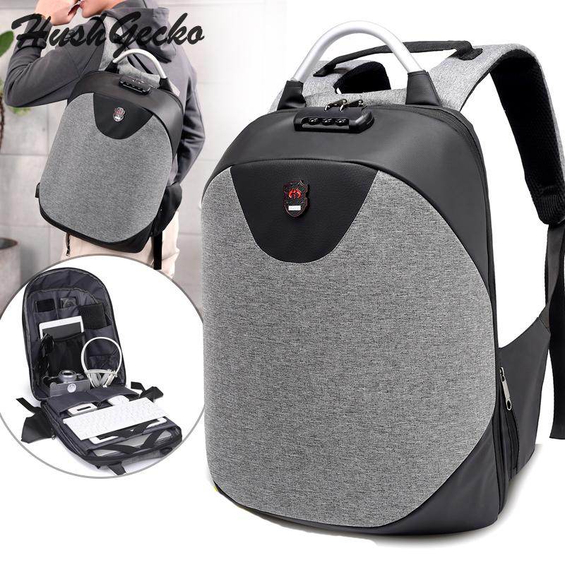 2018 New Anti-theft 15.6 Laptop backpack men Waterproof Casual Travel Business Bag USB charging Back pack Male School Bag augur 2018 brand men backpack waterproof 15inch laptop back teenage college dayback larger capacity travel bag pack for male