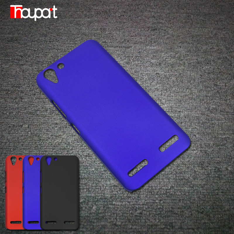 For Lenovo Vibe K5 K5 Plus A6020 Case Rubber Paint PC Frosted font b Cover b