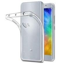 Для Xiaomi Mi Mix ТПУ Случаях IMAK Стелс Прозрачный ТПУ Moible Телефон Аргументы за Крышки Xiaomi Ми Mix