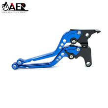 JEAR For SuzukiGSXR10002005 2006 Long Motorcycle Brake Clutch Lever Set
