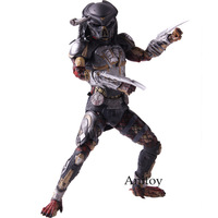 The Predator Toys NECA Actions Figures Fugitive Predator Ultimate Figure PVC Collectible Model Toy
