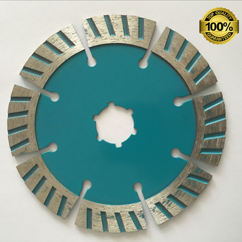 цена на 114mm diamond blade saw for wall chaser tools for brick cement road stone cutting at good price and fast delivery