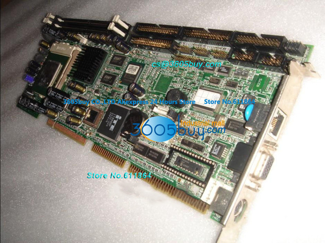 SBC8168 Rev B3 CPU Card Industrial Motherboard 100% Tested OK