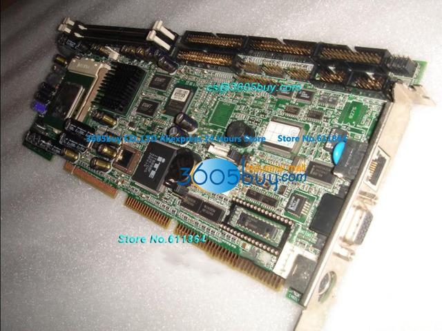 SBC8168 Rev B3 Cartão CPU Motherboard Industrial 100% Testado OK