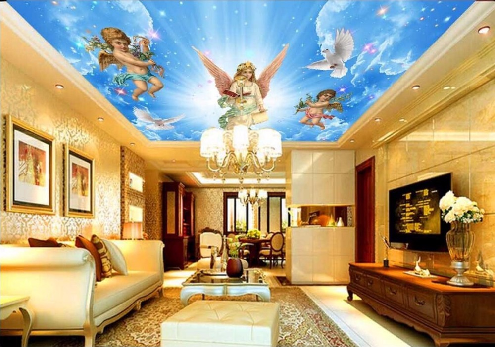 Famous Decorative Ceilings And Walls Photos - Wall Art Ideas ...
