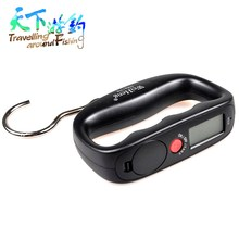 50kg/10g Fishing Scale LED Digital Portable Electronic Luggage Hanging Hand Held Balance Weighing Tackle Tool