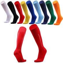 Для мужчин Для женщин Футбол первое качество Эластичные носки компрессионные носки колготки спорт баскетбол футбольные носки Running HD-03