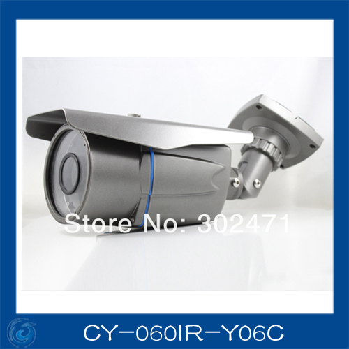 Sony ccd camera with 24pcs IR LED waterproof outdoor camera.CY-060IR-Y06CSony ccd camera with 24pcs IR LED waterproof outdoor camera.CY-060IR-Y06C