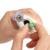 Testa Infravermelho Corpo Termômetro do bebê Termometro Pistola de Não-contato de Diagnóstico-ferramenta Thermometre Temperatura Três Cores de luz de Fundo