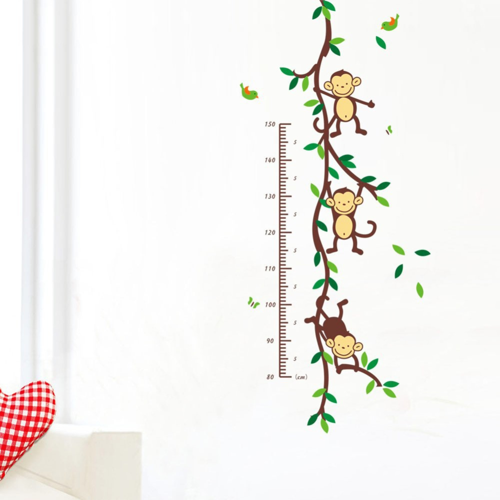 Popular Monkey Wall DecalsBuy Cheap Monkey Wall Decals Lots From - Locations where sell wall decals
