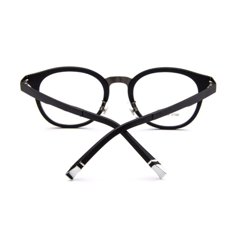 Neue Hochwertige Mode Schwarzen Rahmen Brillen Myopie Brille Frauen ...