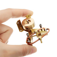 M65 Mini V2 Micro Scale Steam Engine Model Gift Collection DIY Project Part Children Kids Educational Learning Discovery Toys