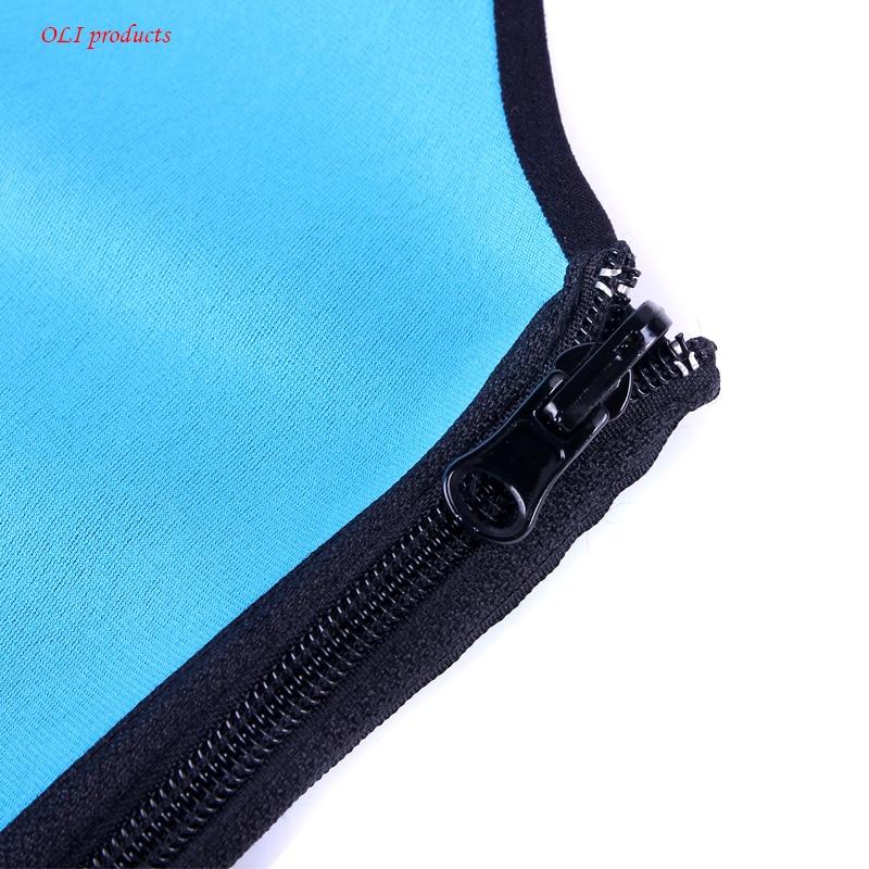 c404c7001bd5b Fiery sports shapewear for Men ! Ultra Sweat neoprene reversible sport  siamese vest waist training cincher  ST2018 on Aliexpress.com