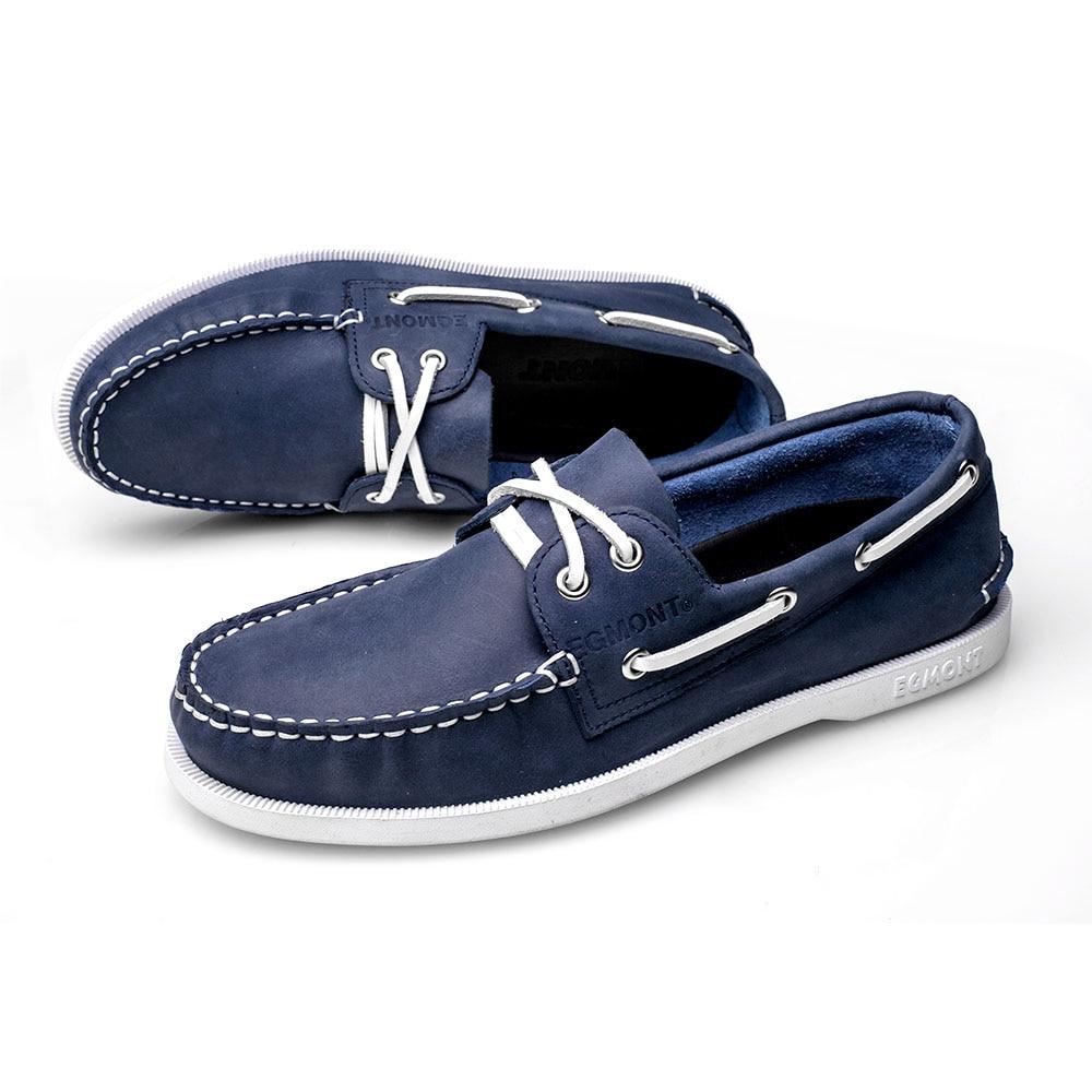 Nubuck Respirant Mocassins Véritable 09 D'été Confortable Bleu Chaussures Hommes Egmont Main Navy Eg Marine Bateau Casual Blue Printemps dxtsQhrC