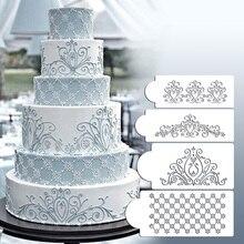 Buy  tencils Set,decorating cake stencil ST-219  online