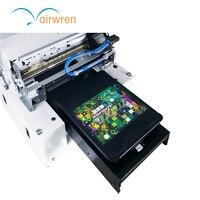 3d effect Digital T shirt Printing Machine A3 Size Dtg T Shirt Printer by RIP software