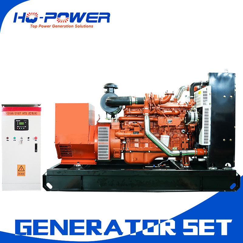 electric start 3 phase 15kw permanent magnet generator from china factory
