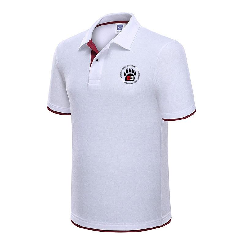 Men   Polo   Shirt Brand Mens printing Color   Polo   Shirts Camisa Masculina Men's Casual Cotton Short Sleeve   Polos   hombre jerseys
