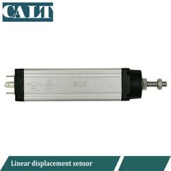 Série KTC1 pull rod Resistência tipo de governante 200mm stroke deslocamento Linear sensor de máquina de moldagem por Injeção