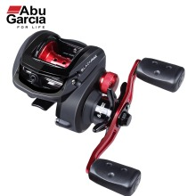Abu Garcia Brand Black MAX3 BMAX3 Left Right Hand Bait Casting Fishing Reel 6.4:1 Max Drag 8kg Baitcasting Reel Carretilha Pesca