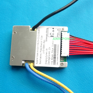Image 2 - 10S 36V (42V) 20A lithium ion battery BMS For 36V 10Ah E bike li ion batteries pack With the balance function 36V 20A BMS