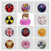 Cool Cute Sticker for xiaomi robot vacuum cleaner 2 Roborock S50 S51 Protective Film Sticker paper cleaner parts no brush filter