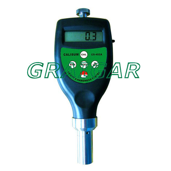 Portable Shore A/B/C/D/DO/E/OO Hardness tester Durometer hardness tester CS-402 0--100H Free Shipping