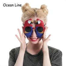 Dress Parrot Supplies Glasses